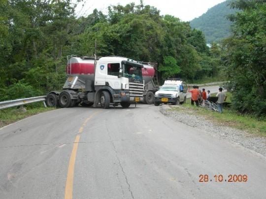koh chang truck