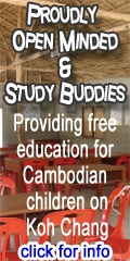 Study Buddies / Proudly Open Minded Kids School on Koh Chang