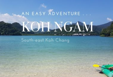 How to visit Koh Ngam island