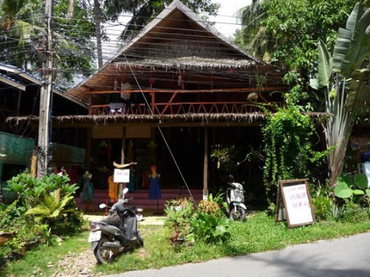 koh chang shop restaurant business for sale