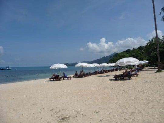 Beach at Chang Park Resort Kai Bae