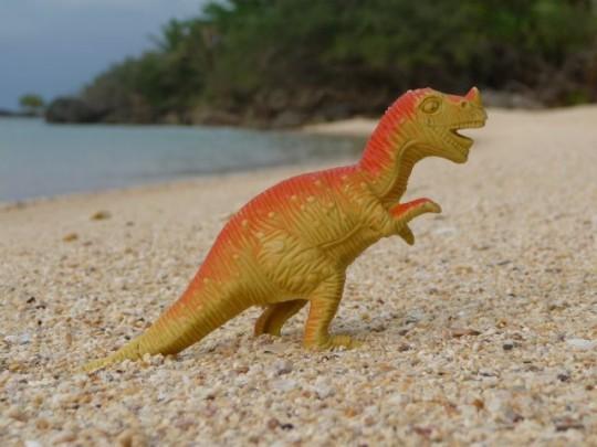 When dinosaurs ruled Koh Mak