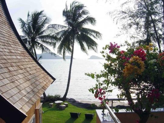 Pool villa for rent on  Koh Chang