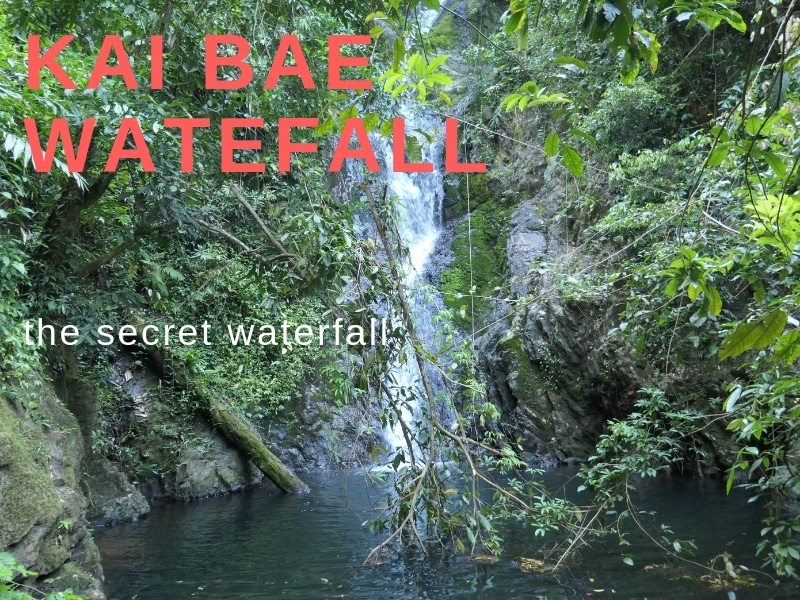 Kai Bae waterfall