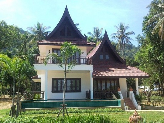 Large House For Rent on Koh Chang