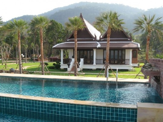 Two Bed Beach House Privte Pool Koh Chang For Rent