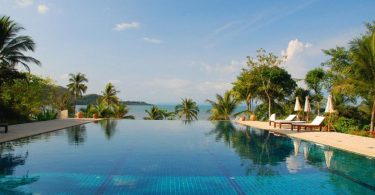Kooncharaburi Resort on the east coast of Koh Chang