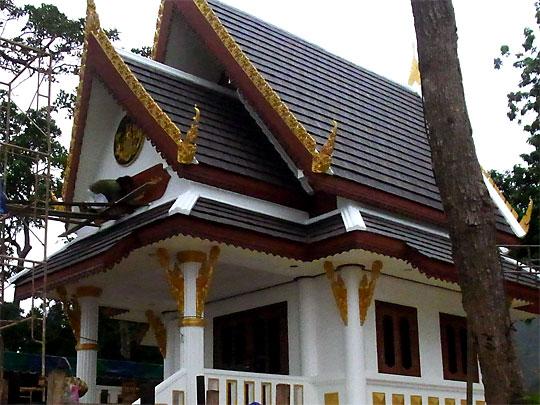 Koh Chang navy shrine