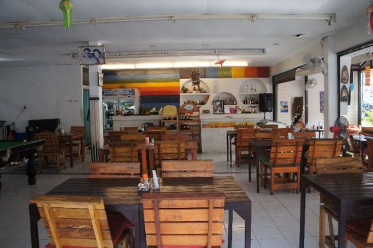 Koh Chang restaurant for sale