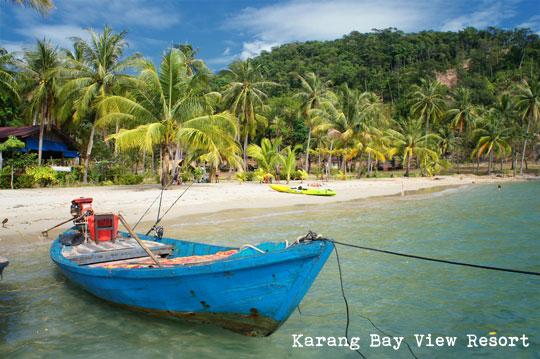 karang bay view koh chang
