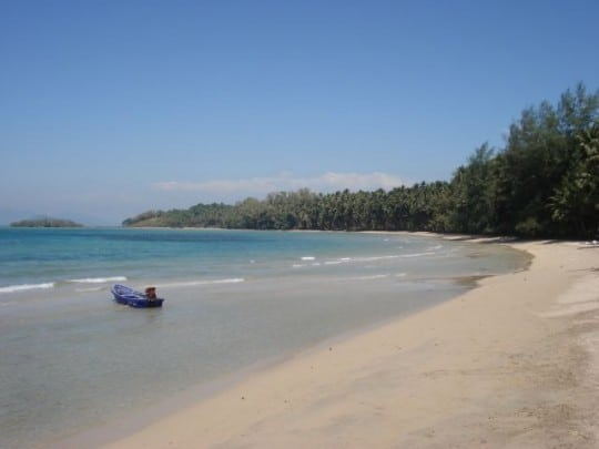 Koh Mak Beach for sale