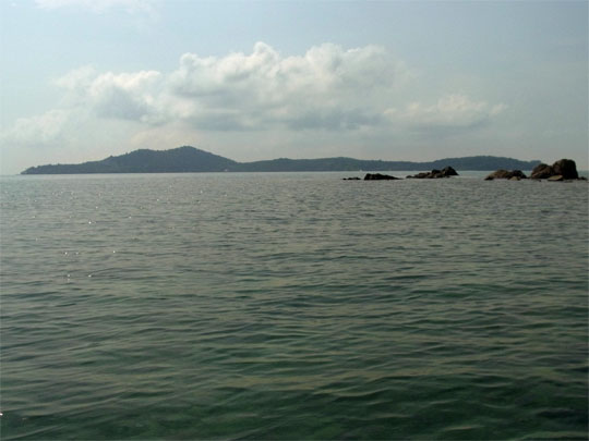 Koh Wai - from a distance
