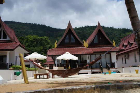 Beach villa for sale on Koh Chang