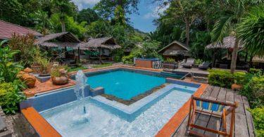 Faye Orchid Resort, Bailan, Koh Chang