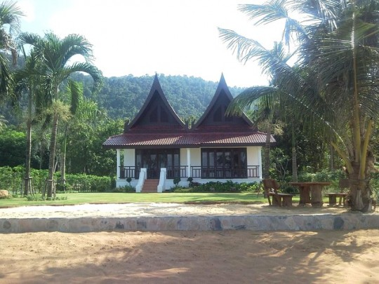Beach house for rent koh chang