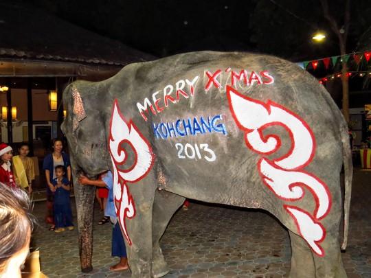 Koh Chang Christmas