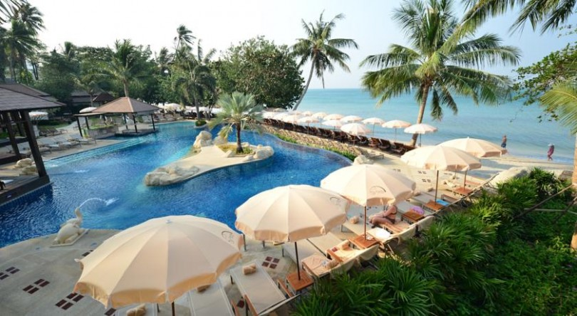 Kacha Resort, White Sand beach
