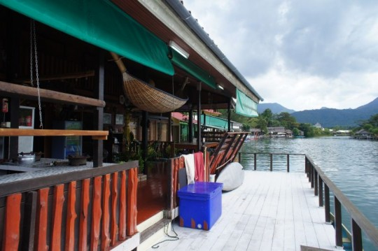 koh chang river house for sale