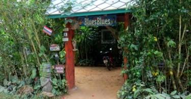Blues blues restaurant