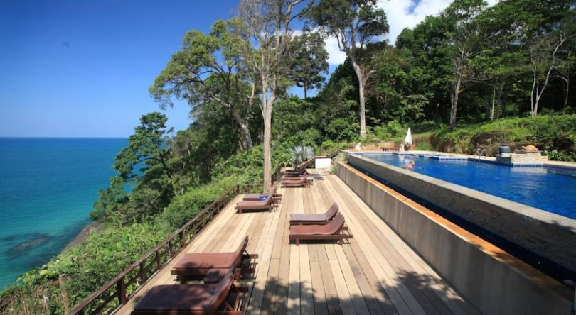 Cliff Beach Resort, Koh Chang