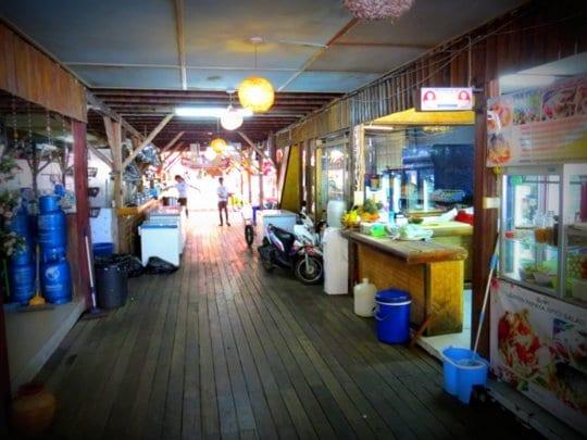 Chowlay Restaurant Bangbao