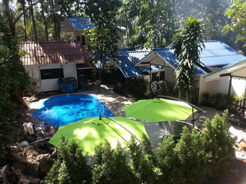 Exotic Bungalows, Lonely beach review