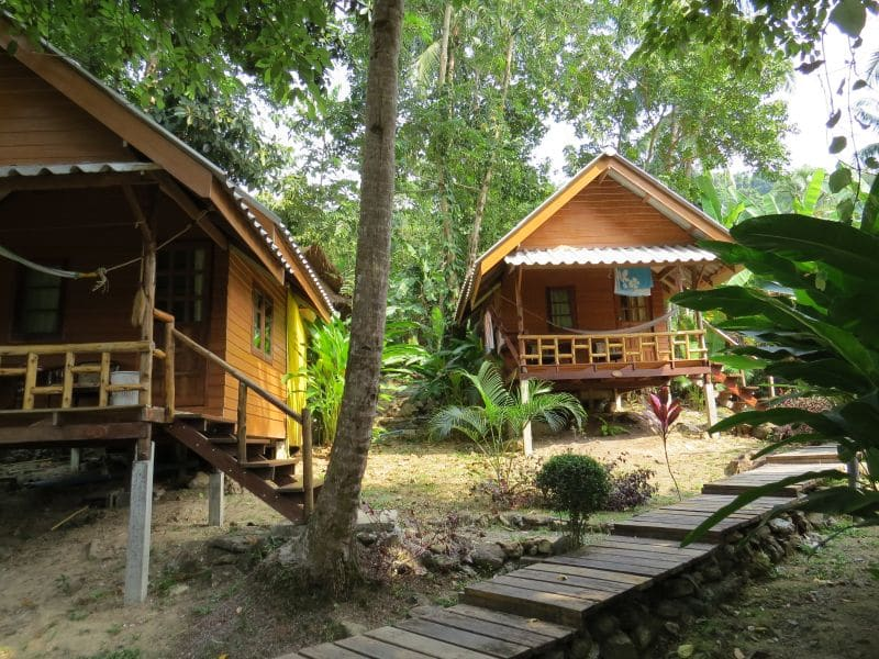 Koh chang business opportunity profitable bungalow resort for Small beach hotels