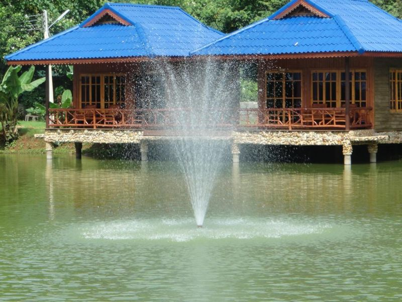 Blue lake Resort, Chai Chet review