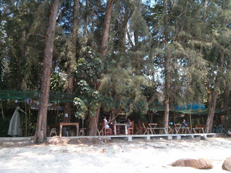Ploy Daeng Restaurant Trat