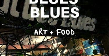 Blues Blues Art Restaurant, Klong Son, Koh Chang