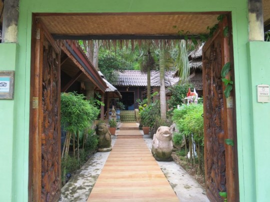 guest house for sale on Koh Chang