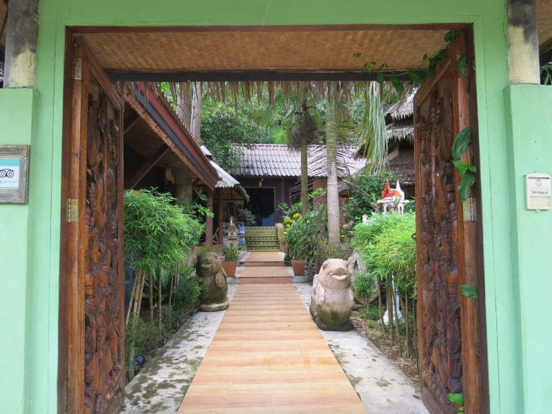 Boutique guesthouse for sale on koh chang for Top rated boutiques
