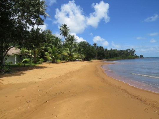 Beachfront land for sale Koh Chang