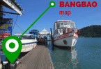 Bangbao tourist map and information