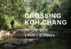 Walk across Koh Chang island