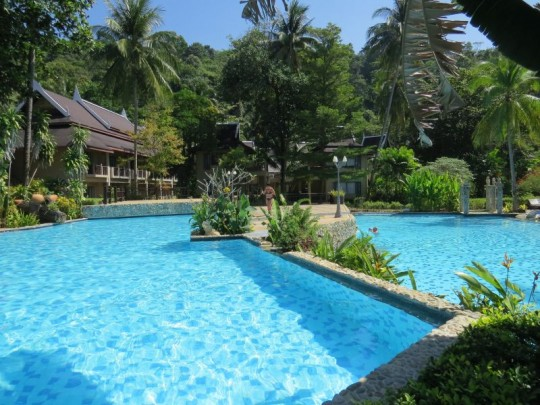Koh Chang Swimming Pool