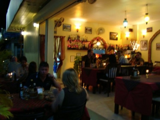 Italian Restaurant for sale on Koh Chang