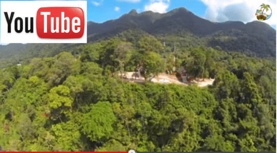 Aerial video of Koh Chang