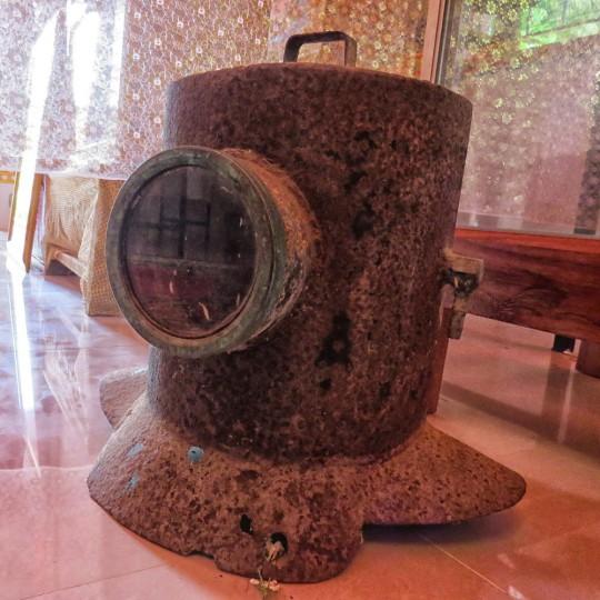 Dive Helmet
