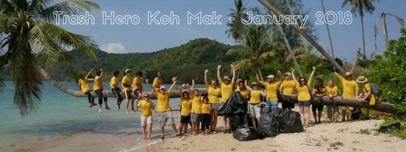 Koh Mak Trash Heroes