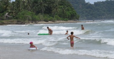 Rainy Season in Koh Chang