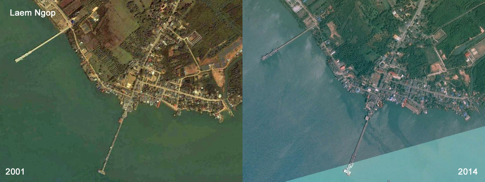 laemNgop comparison - Koh Chang