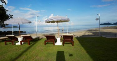 Vj Searenity Resort, Klong Prao beach