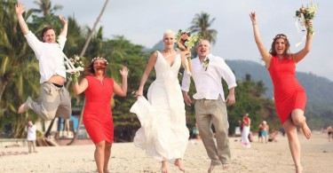 Koh Chang Wedding Photographer