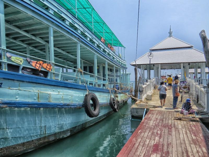 Bangbao Fishing Village