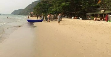 koh chang army