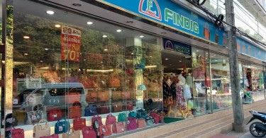 The Findig shop Koh Chang