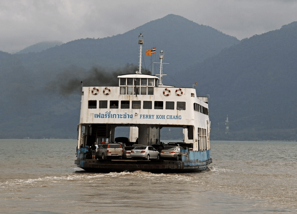How To Get From Bangkok To Koh Chang? By land, sea and air