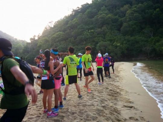 Ultra Trail Koh Chang 2015