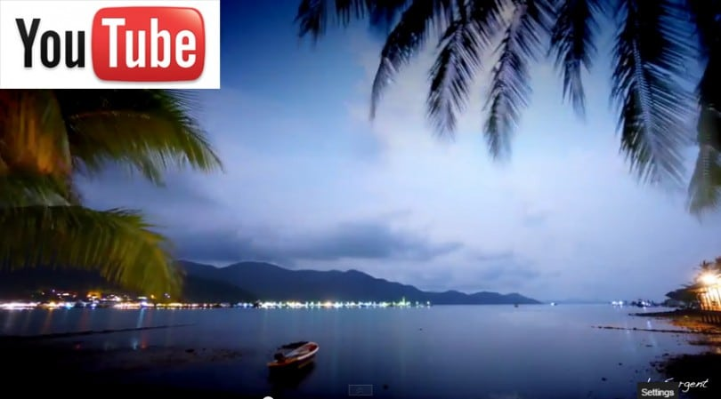 Bangbao Bay, Koh Chang Video